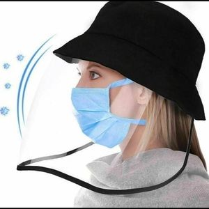 Outdoor Safety Full Cover Face Shield